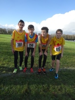 Minimes - Cross de la Ligue - Carhaix