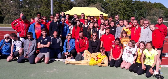 Groupe interclubs 1