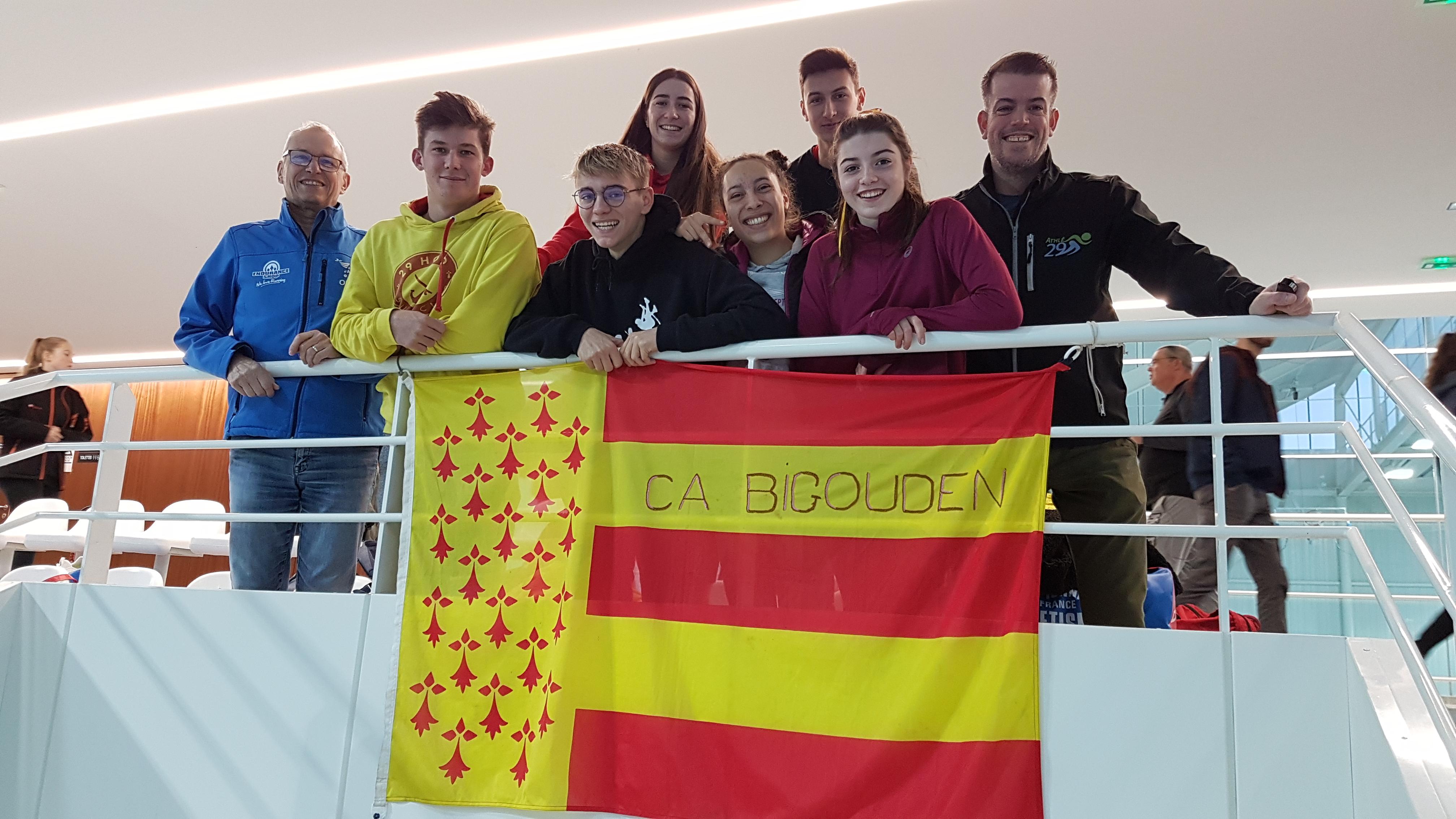 Groupe des participants